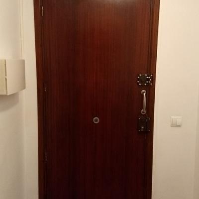 Cambiar puerta de entrada de piso palma de mallorca illes balears habitissimo - Aislar puerta entrada piso ...