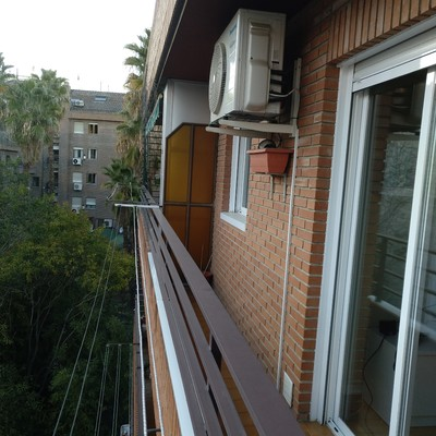 Toldo para balc n en piso exterior madrid madrid for Precio toldos balcon
