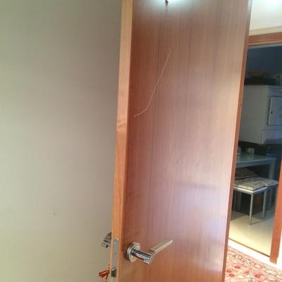 Arreglo puerta de madera interior macondo c ceres c ceres habitissimo - Arreglo de puertas de madera ...