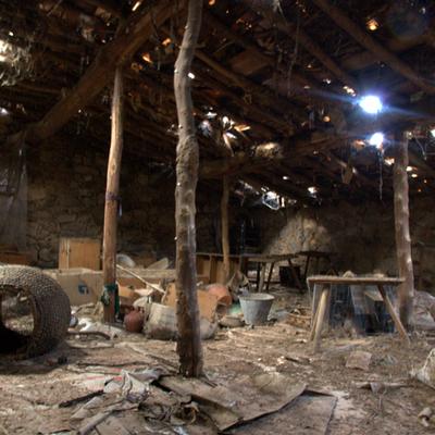 Reparar tejado casa de pueblo fuenterroble de for Reparar tejados de madera