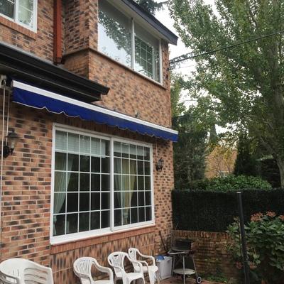 Reparaci n tejado con tela asf ltica el guijo galapagar for Tela asfaltica precio m2