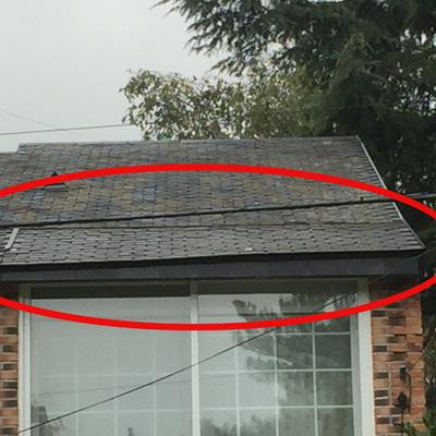 Reparaci n tejado con tela asf ltica el guijo galapagar - Tela asfaltica para tejados ...