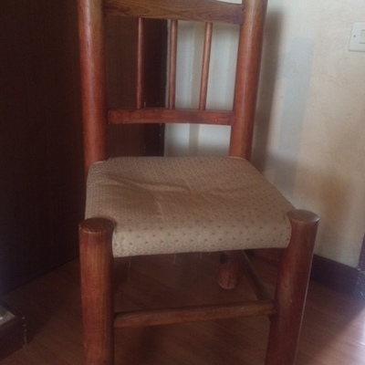 Tapizar 4 sillas candelaria santa cruz de tenerife - Presupuesto tapizar sillas ...