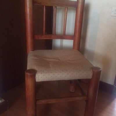 Tapizar 4 sillas candelaria santa cruz de tenerife habitissimo - Presupuesto tapizar sillas ...