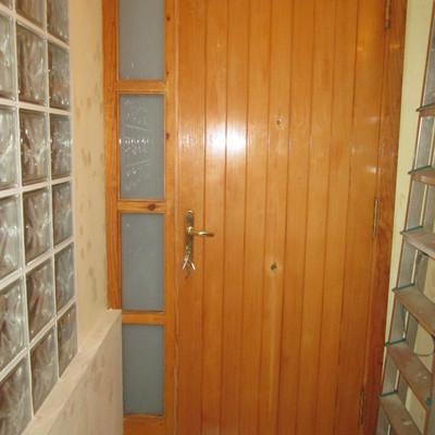 cambiar puerta de entrada casa de pvc masquefa