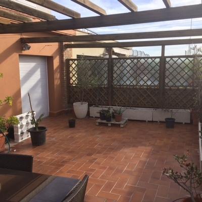 Decorar terraza tico les corts barcelona barcelona habitissimo - Precio toldos terraza barcelona ...