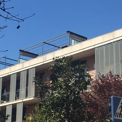 P rgola de aluminio en terraza parets del vall s barcelona habitissimo - Precio toldos terraza barcelona ...