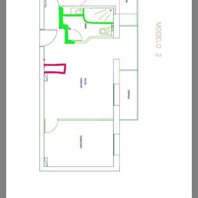 Reforma integral piso 45 metros junto plaza eliptica for Precio reforma integral piso 40 metros