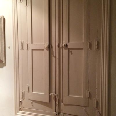 Restauraci n ventanas antiguas de madera chamber for Restauracion de puertas antiguas