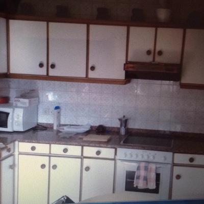 Muebles cocina cambio o pintura de la encimera for Muebles de cocina pontevedra