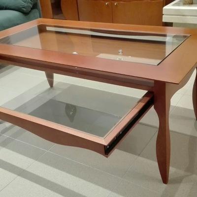 Lacar mesa elevable de centro calle orense madrid - Lacar una mesa ...