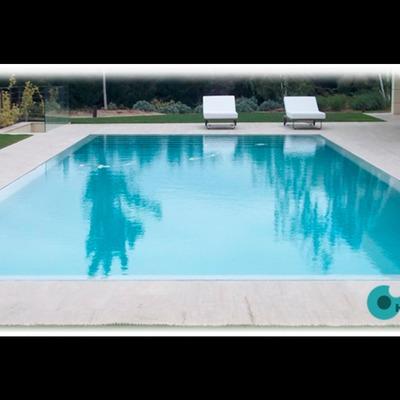 Piscina prefabricada desbordante onil alicante for Presupuesto piscina prefabricada