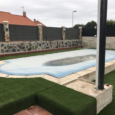 Reforma piedra piscina rivas vaciamadrid madrid habitissimo - Piscina rivas vaciamadrid ...