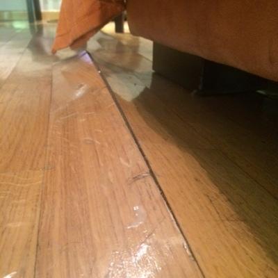 Reparar tarima madera por agua san sebasti n de los - Reparar parquet sin acuchillar ...