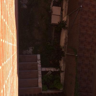 Obra exterior de hormig n impreso y jardineras - Jardineras de obra exterior ...