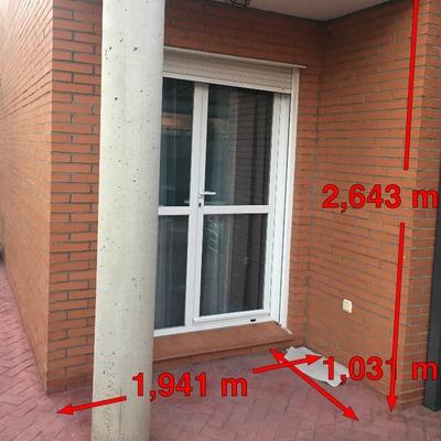 Cambiar ventanas de aluminio por otras nuevas de pvc for Ventanas de aluminio precios online