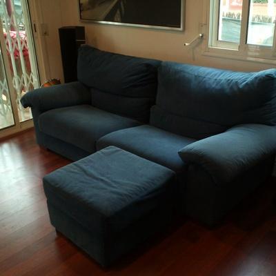 Tapizar de nuevo un sofa con l 39 eixample barcelona - Presupuesto tapizar sofa ...
