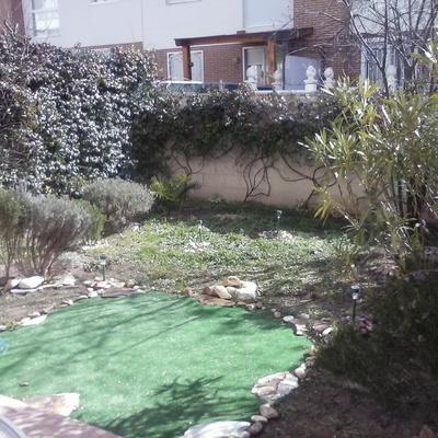 Instalar Sistemas De Riego Poner Cesped Y Arreglar Un Jardin - Como-arreglar-un-jardin-pequeo