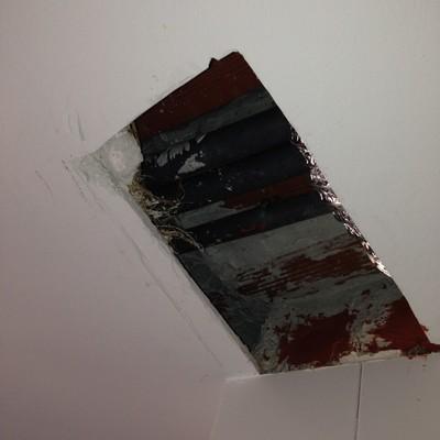 Precio hacer reparaciones con yeso habitissimo - Tapar agujero techo ...