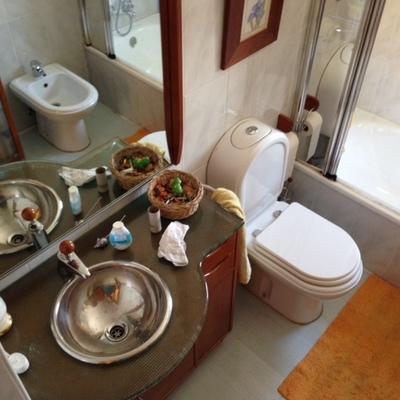 Reforma ba o completo madrid madrid habitissimo for Reforma lavabo precio