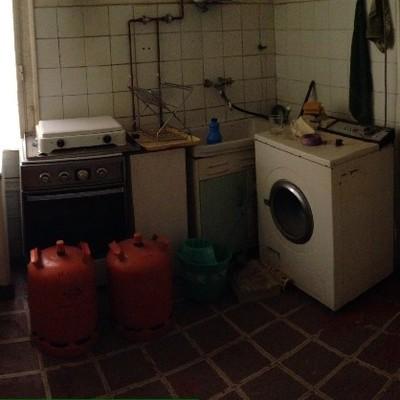 Quitar muebles de cocina antiguos electrodomesticos y 7 - Electrodomesticos profesionales cocina ...