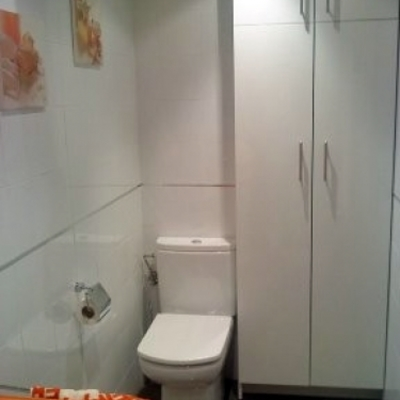 Hacer mueble para lavadora y secadora vigo pontevedra for Mueble para lavadora ikea