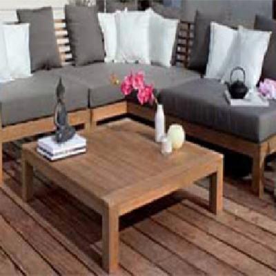 Tapizar en tela nautica tres colchonetas de sof de for Sofa tela nautica