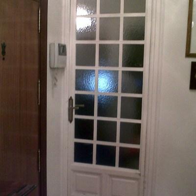 Restaurar puertas madera y sus marcos madrid madrid for Restaurar puertas de interior