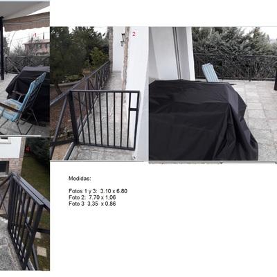 Impermeabilizar terraza 35 metros cuadros aproximadamente for Impermeabilizar terraza transitable