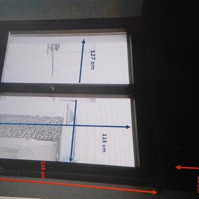 Cambio de 2 ventanas de pvc en oviedo campiello - Presupuesto cambio ventanas ...