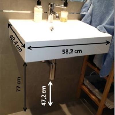 Realizar 2 muebles de lavabo debajo de la pica sant - Muebles para debajo del lavabo ...