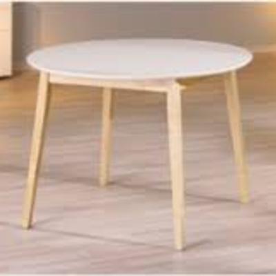Mesa redonda cocina tipo nordico madrid madrid for Mesa redonda para cocina pequena