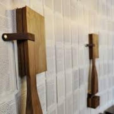 Mesa de madera plegable en pared pontevedra pontevedra - Mesa plegable pared ...