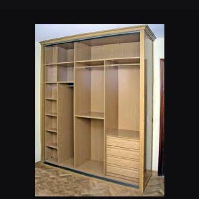 Distribucion interior armario empotrado santa clara - Distribucion de armarios ...