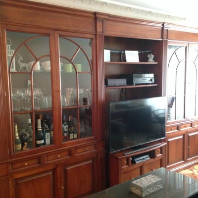 Pintar mueble salon bilbao vizcaya habitissimo - Transformar muebles antiguos en modernos ...