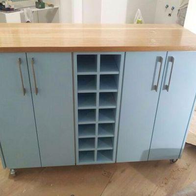 Mueble auxiliar de cocina - Ciudad, Madrid (Madrid) | Habitissimo