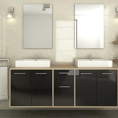 Mueble lavabo ba o a medida san pablo sevilla sevilla for Muebles a medida sevilla
