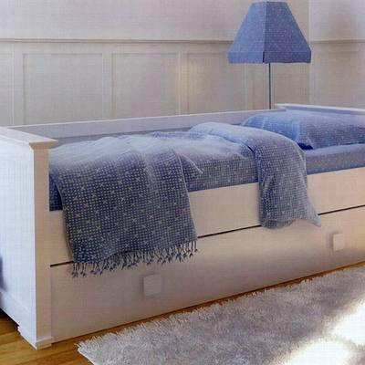 Cama divan blanca churriana de la vega granada for Divan cama precios