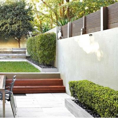 Muros separaci n patio exterior rivas vaciamadrid for Muro de separacion terraza