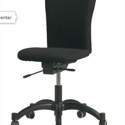 Tapizar silla oficina modelo nominell ikea madrid for Tapizar sillas precio