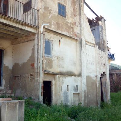 Reforma de casa antigua de pueblo amer girona - Reforma casa antigua ...