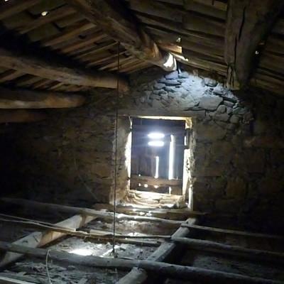 Reforma de casa antigua de pueblo amer girona - Precio reforma casa ...
