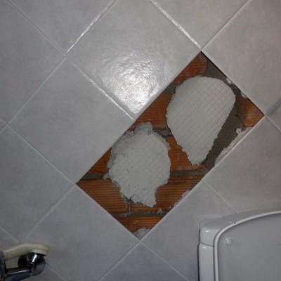 Reparar alicatado pared cuarto de baño - Málaga (Málaga ...