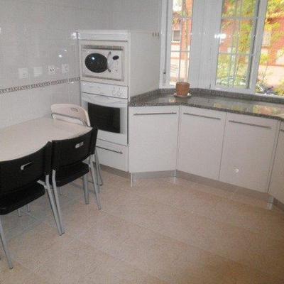 Hacer mueble columna con horno y microondas daganzo de for Mueble para encastrar horno y encimera
