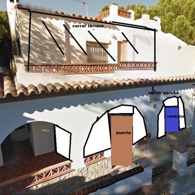 Reformar terraza y porche l 39 escala girona habitissimo for Reformar terraza ideas
