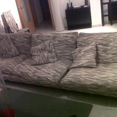 Limpieza sofa de tela a domicilio palma de mallorca - Limpieza de sofas de tela ...