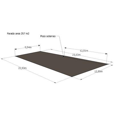 Construir casa en solar de 256 m2 m stoles madrid for Construir casa precio m2