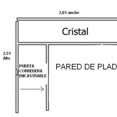 Puerta Corredera En Pladur. Cheap Puertas Correderas Para ... - photo#9