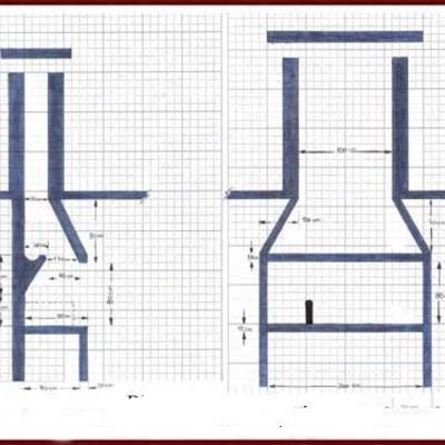 Construir barbacoa de 1m pizarra m laga habitissimo - Hacer chimenea barbacoa ...