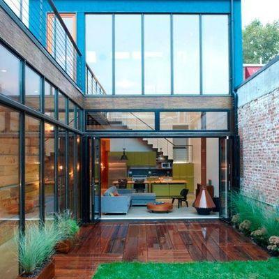 Reformar casa adosada con patio interior sabadell barcelona habitissimo - Casa en sabadell centro ...